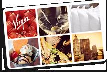 Virgin Hotels E-Gift Card