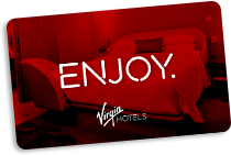 Virgin Hotels E-Gift Card
