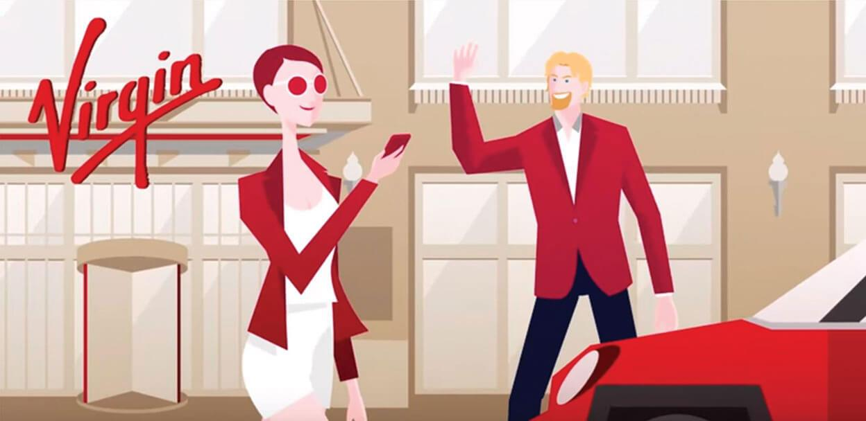 Brilliant Video - animation of Virgin Hotels Chicago