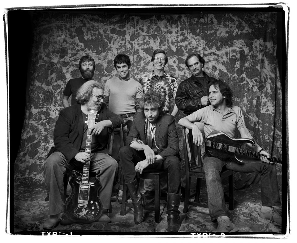 7/3: Conversation with Herb Greene; Grateful Dead Photography