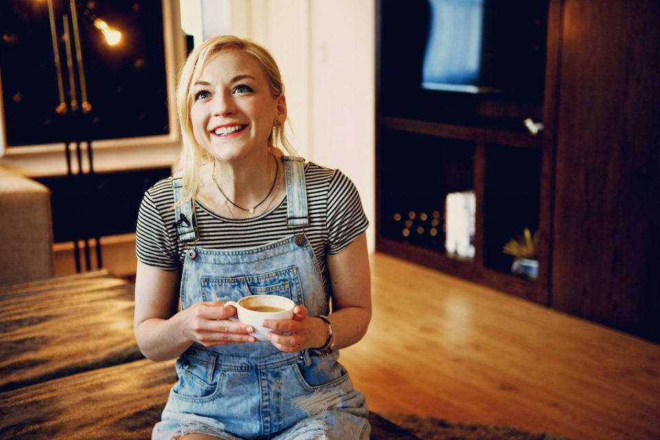 A Drink With Emily Kinney