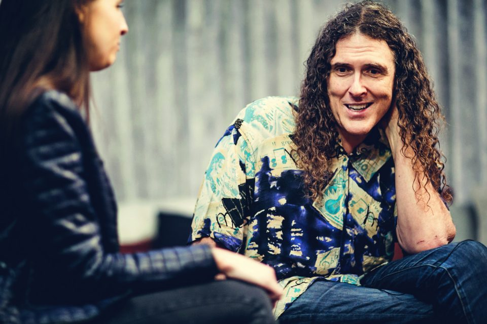 A Drink With Weird Al Yankovic