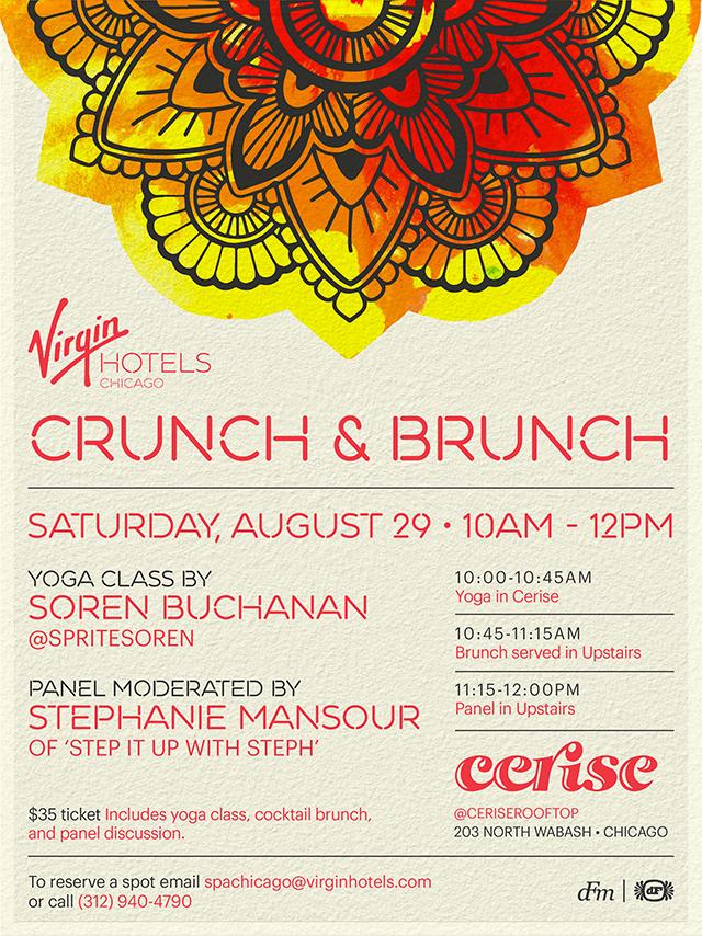 Crunch 8.29 Flyer