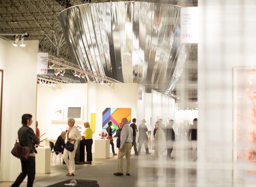 EXPO CHICAGO takes over the city, 9/17