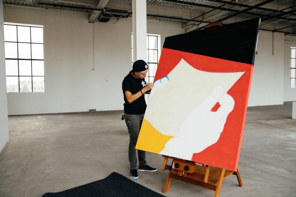 Artist in Residence: Nina Palomba