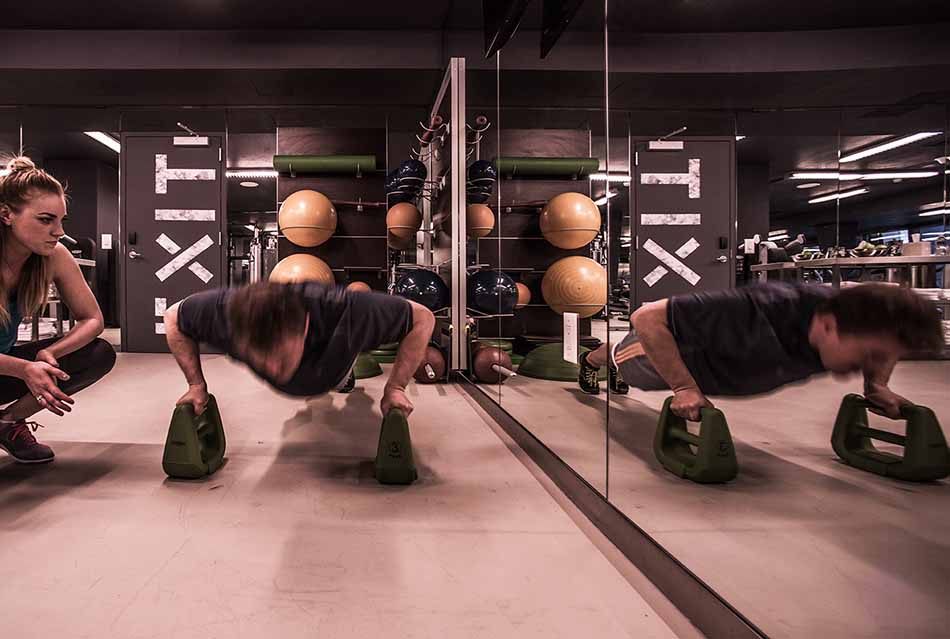 Total Body Class by CrossTown Fitness