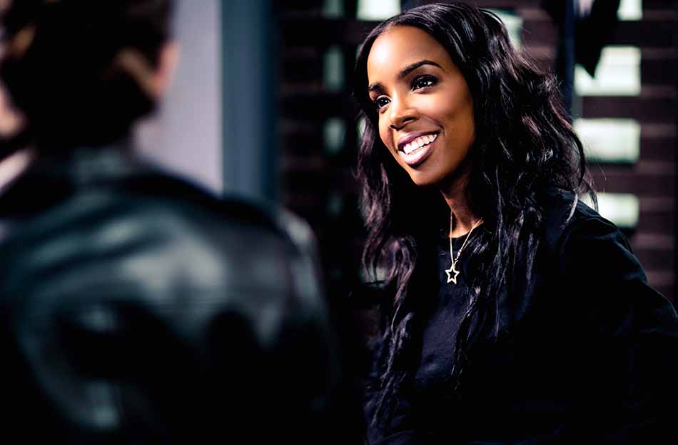 A Drink With Kelly Rowland