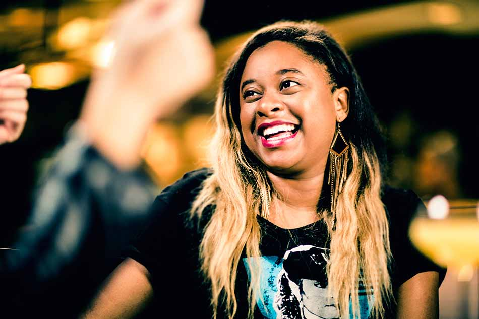 A Drink With Phoebe Robinson