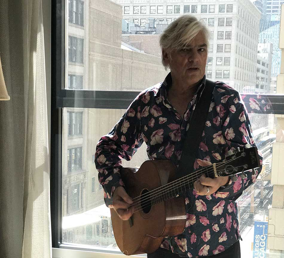 Behind The Red Door: Robyn Hitchcock
