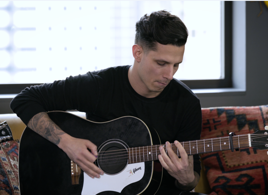 Behind the Red Door: Devin Dawson