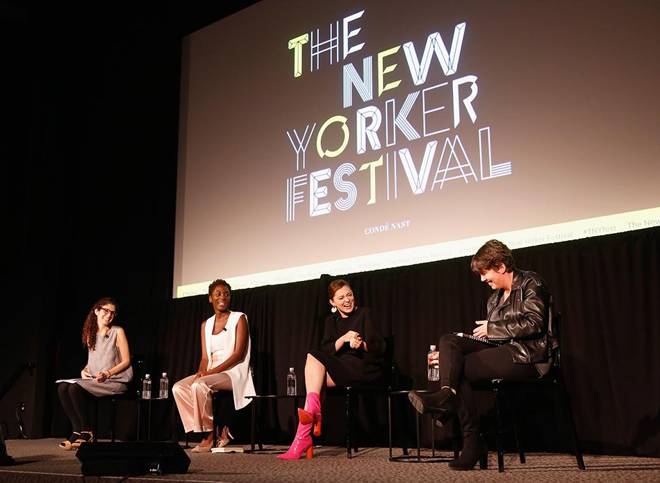 Live presentation in New York City