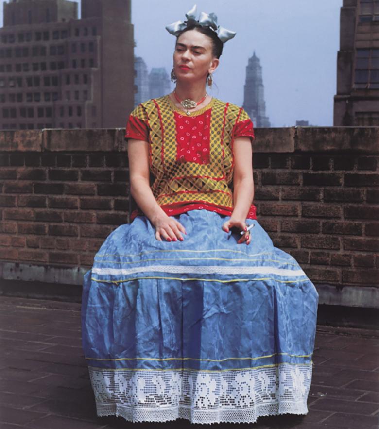 Frida Khalo art exhibit near the Virgin Hotels New York