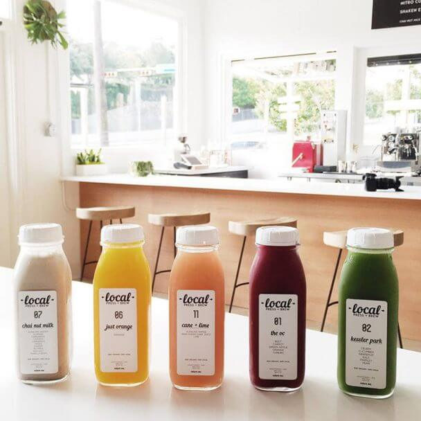 Image of Local Juice in San Francisco