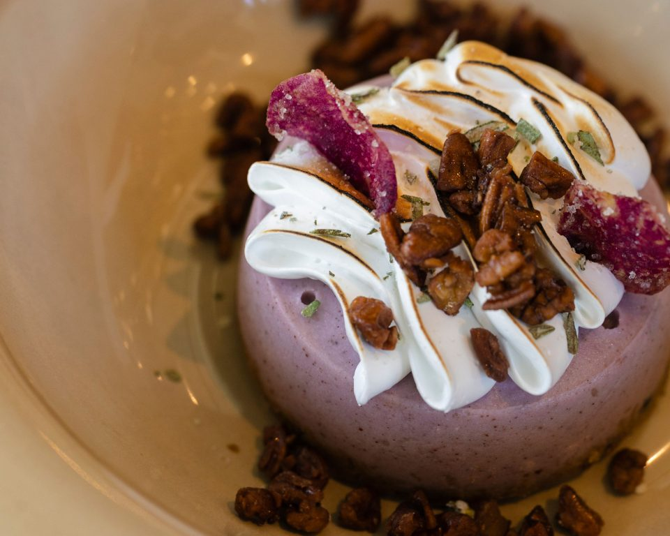 Commons Club-Virgin Hotels Dallas-Sweet Potato Cheesecake