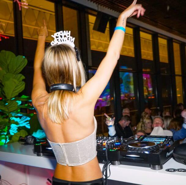 Live DJs and Events