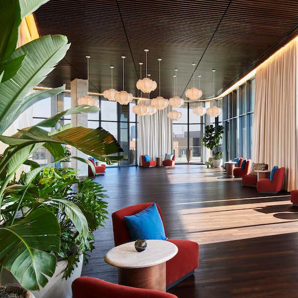 Meeting Spaces at Virgin Hotels