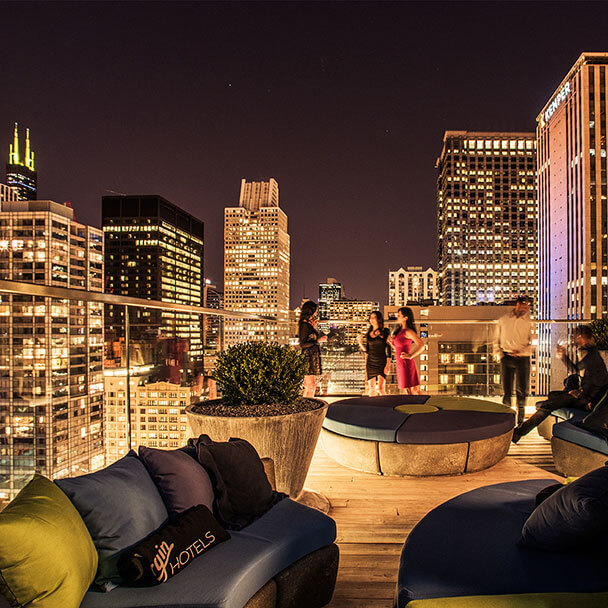 Cerise Rooftop Chicago