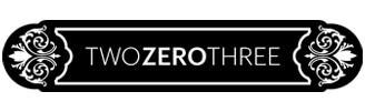 Two Zero Three