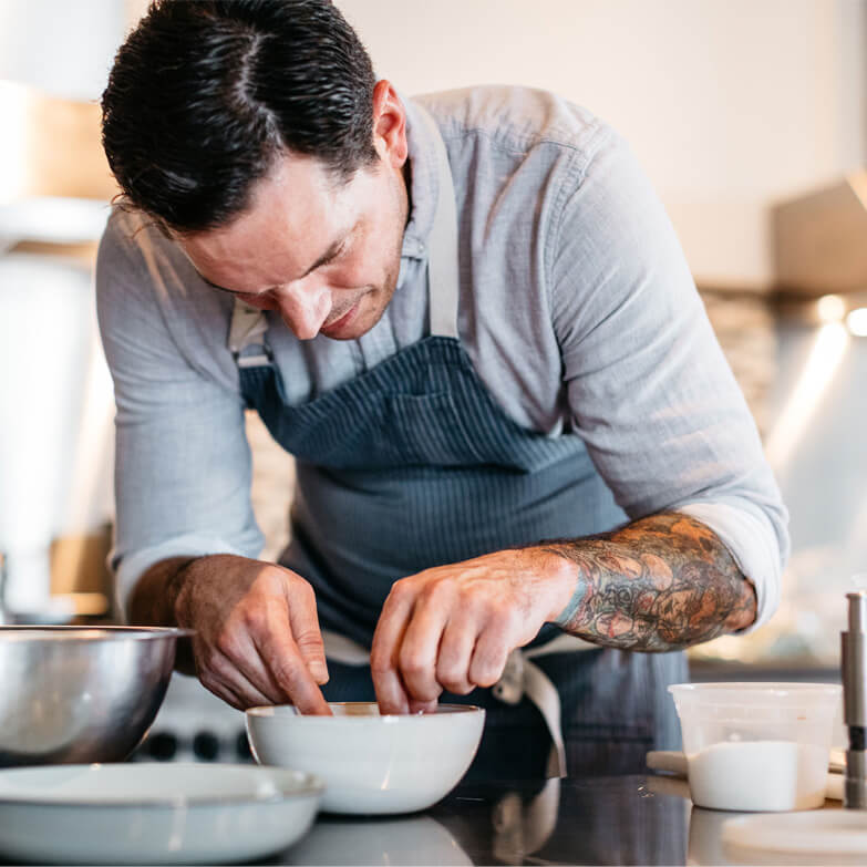 Chef Matt McCallister