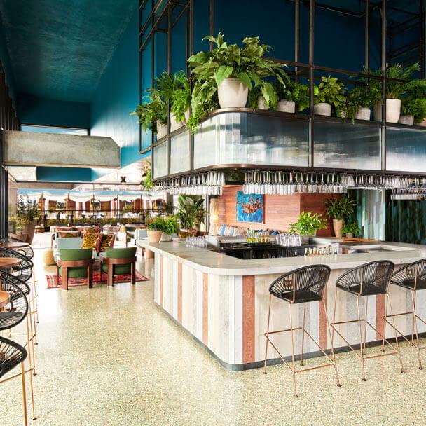 The Pool Club Bar Dallas