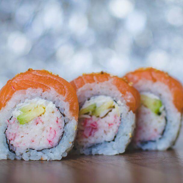 Nashville sushi