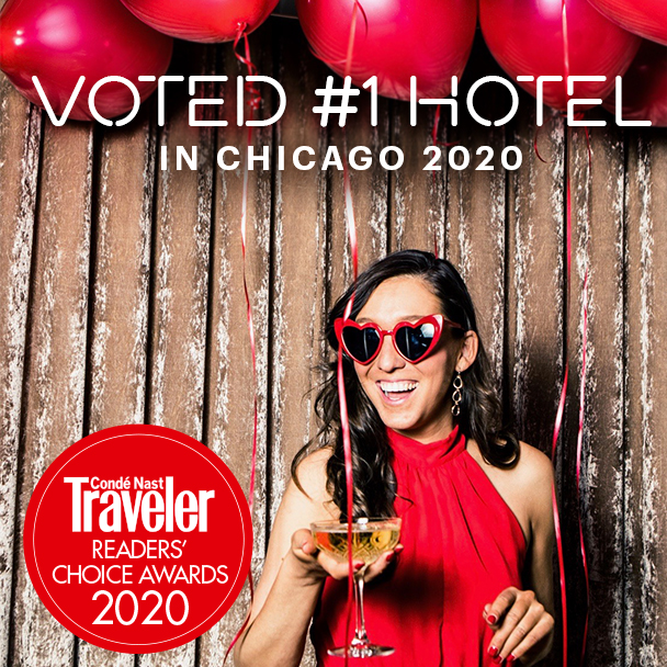 Voted best Hotel In Chicago