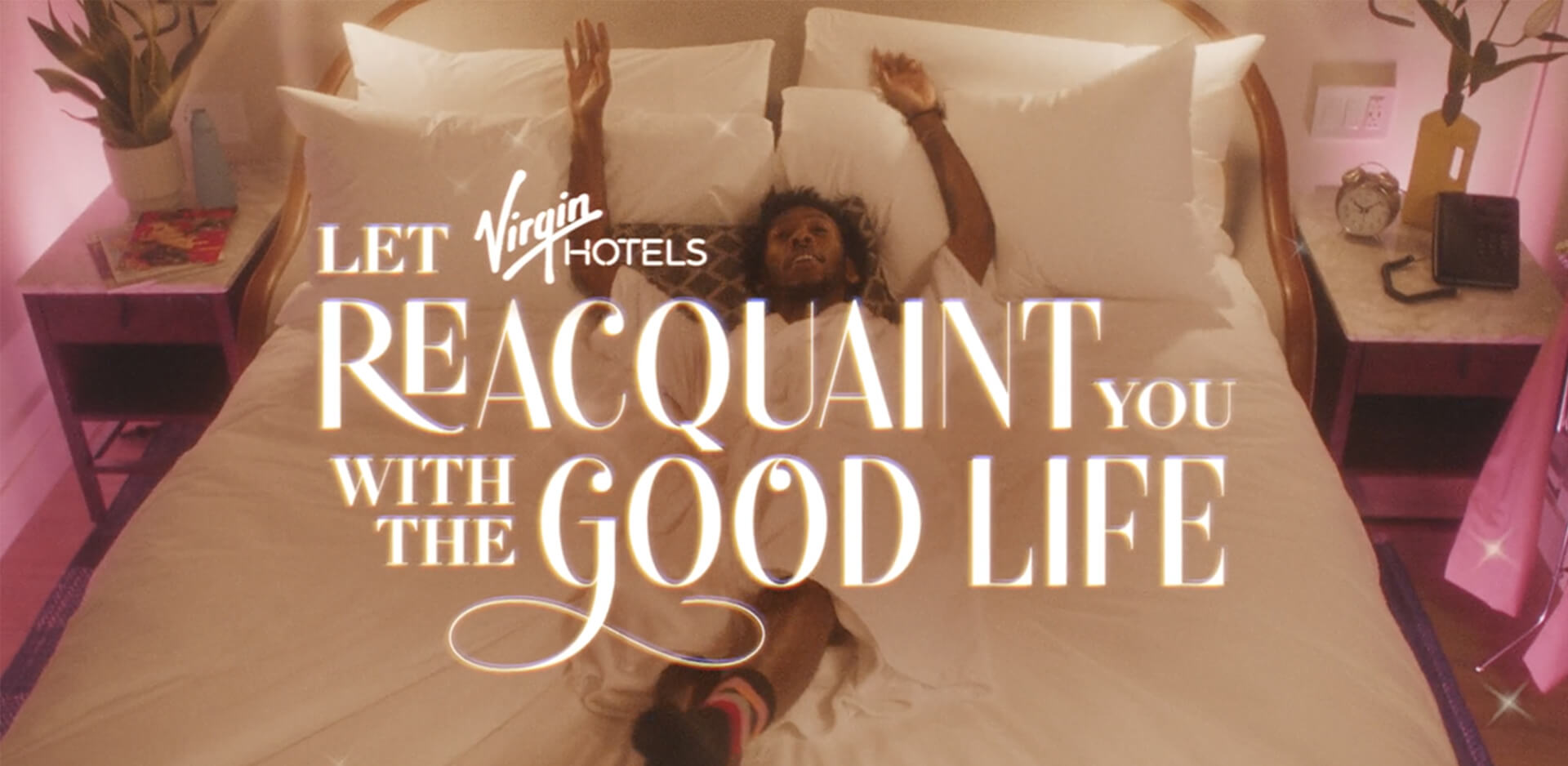 Let Virgin Hotels Reacquaint you with the Good Life