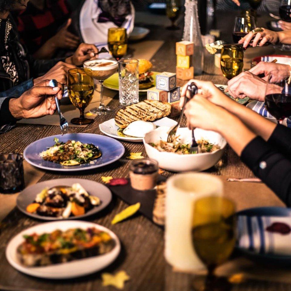 A Nontraditional Thanksgiving