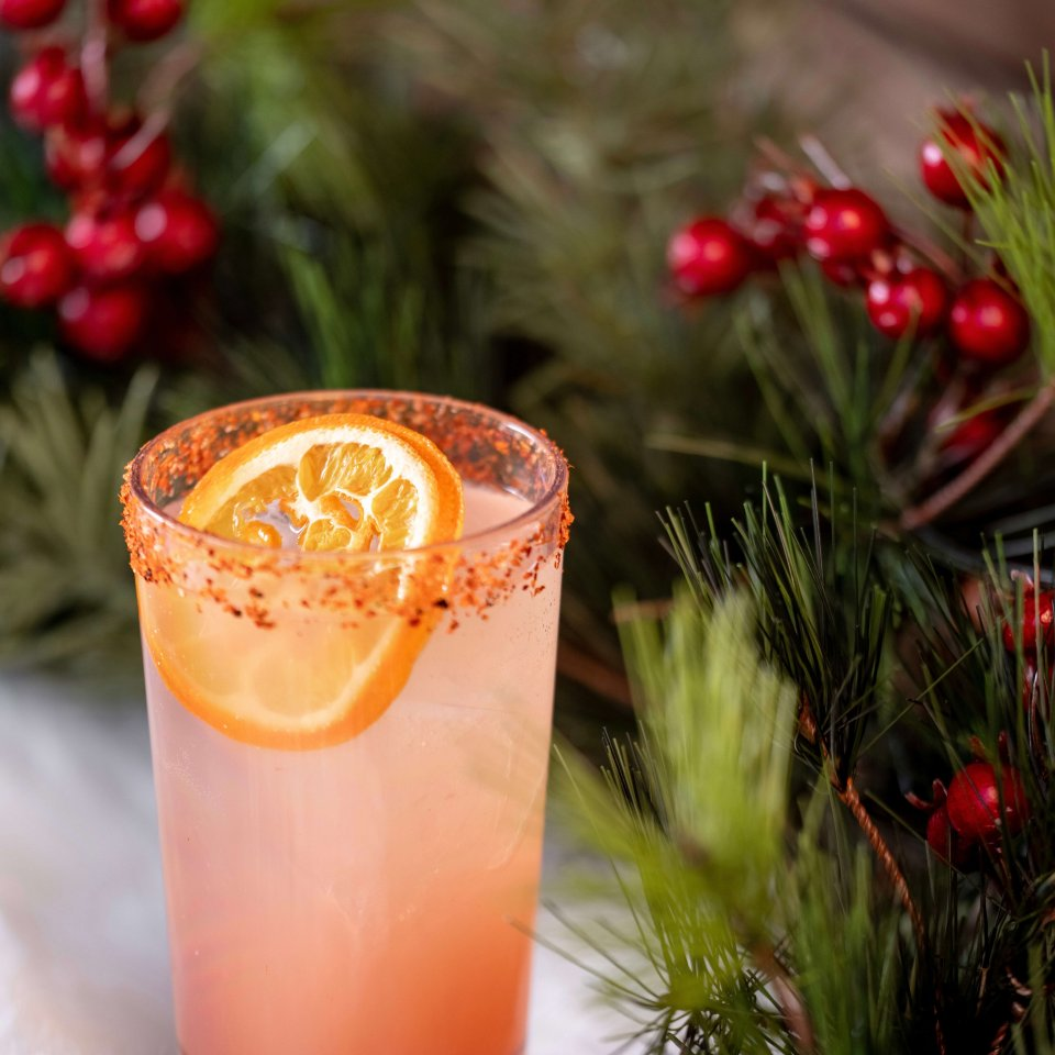 Making Spirits Bright with our Bartenders & Chefs