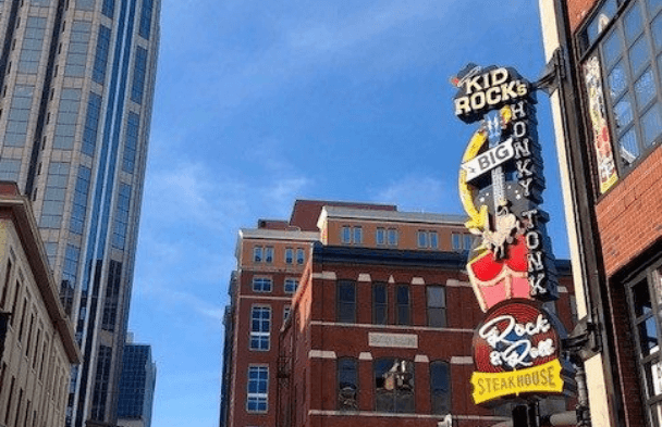 Kid Rock's Big A** Honky Tonk and Rock n' Roll Steakhouse