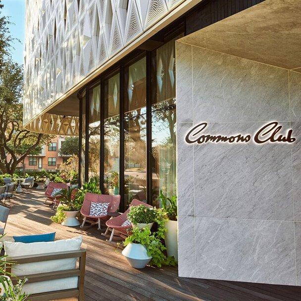 Commons Club Dallas