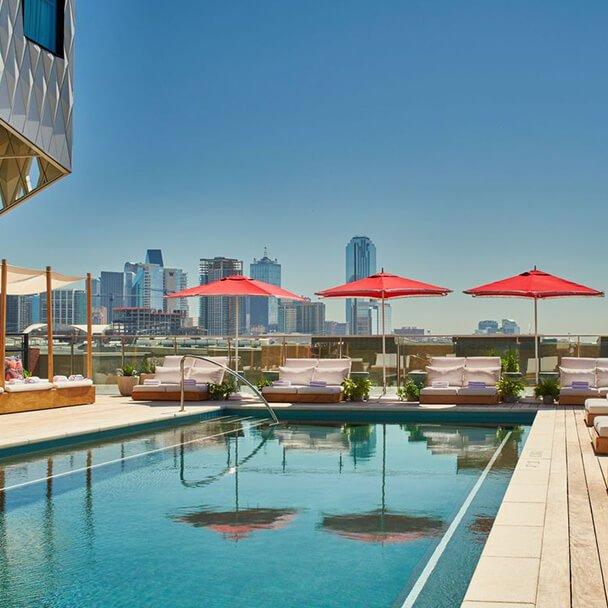 The Pool Club Dallas