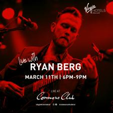 Live with Ryan Berg