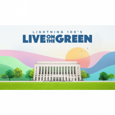 Live on the Green Logo
