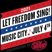 Nashville 4th of July Logo