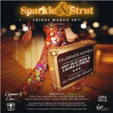 Sparkle & Strut