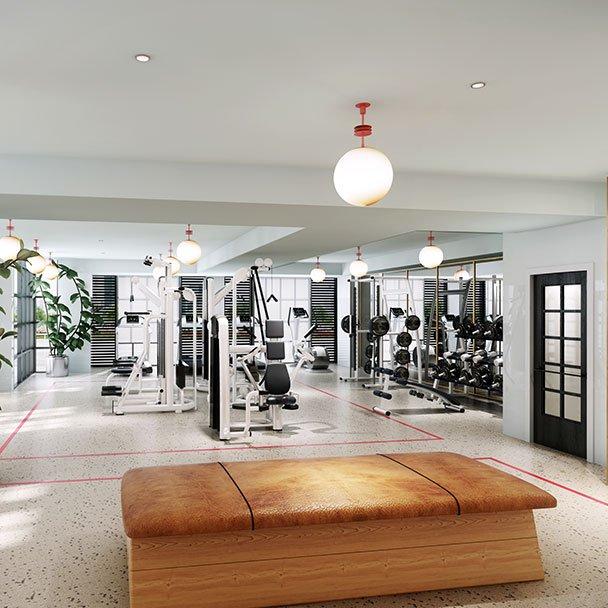NOLA fitness center