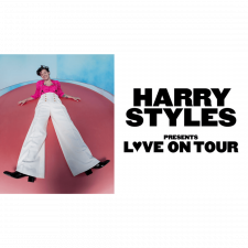 Harry Styles Love on Tour Logo