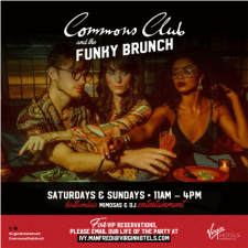 Commons Club & The Funky Brunch