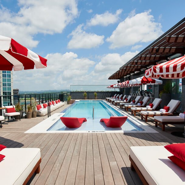 The Pool Club Nashville