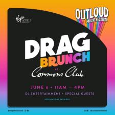 Outloud Music Festival Drag Brunch
