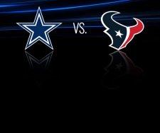 Cowboys vs. Texans