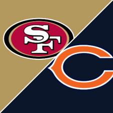 Chicago Bears vs. San Francisco 49ers